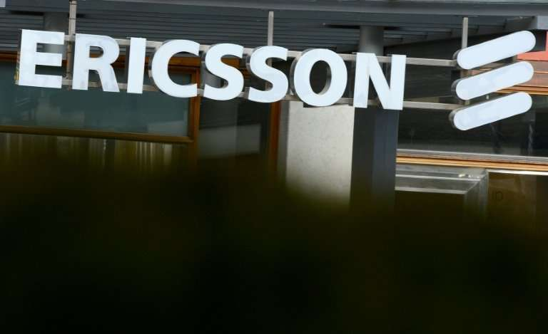 Swedish telecoms giant Ericsson rings up huge losses in 2017
