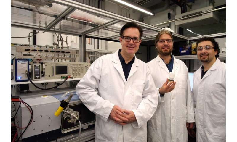 Taking a closer look at 'electrifying' chemistry