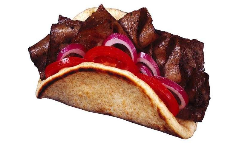 Tasty, healthy alternatives to sandwich bread