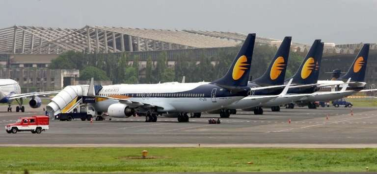 Tata Group is said to be eyeing a stake in cash-strapped Jet Airways, which has seen millions of dollars wiped off its market ca