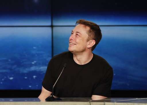 Tesla CEO's peculiar conduct causes angst on Wall Street