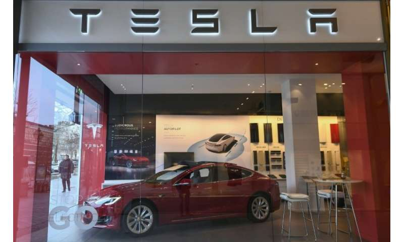 Tesla has issued a voluntary recall of 123,000 Model S cars to replace a power steering bolt that could corrode due to salt used