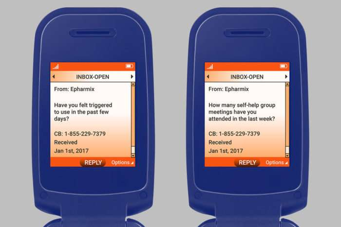 Text messaging tool may help fight opioid epidemic