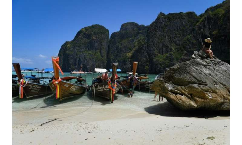 Thailand's Maya Bay will be off limits for four months from June to September in a bid to save its ravaged coral reefs