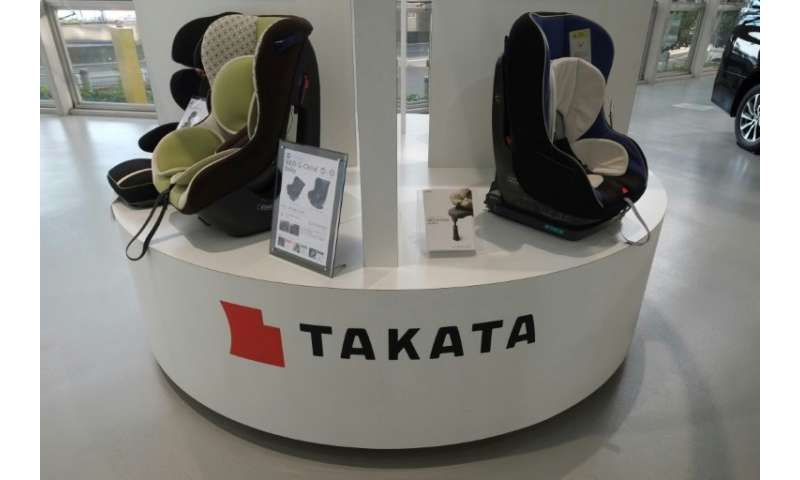The 85-year-old Takata brand is disappearing