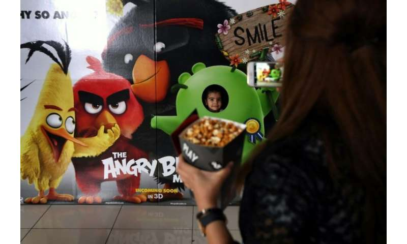 The Angry Birds video game has become a multi-million dollar franchise taking in cinema, television and merchandising