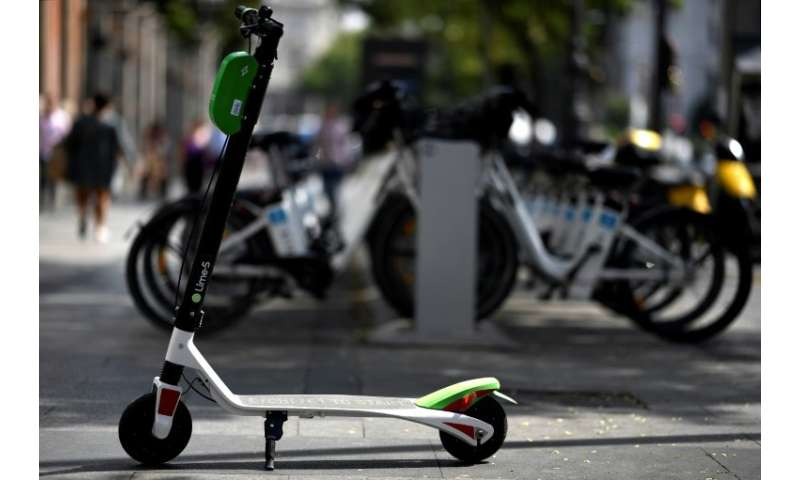 The arrival of electric scooters has forced Madrid and other Spanish cities to regulate the new trend