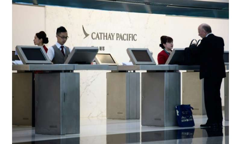 The Cathay Pacific passenger data compromised by hackers included passport and ID card numbers, credit card informatiion, phone