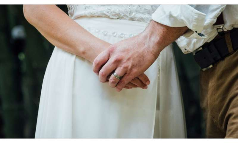 The connection between a healthy marriage and a healthy heart
