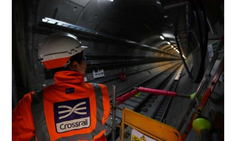 The Crossrail project will now open in the third quarter of 2019
