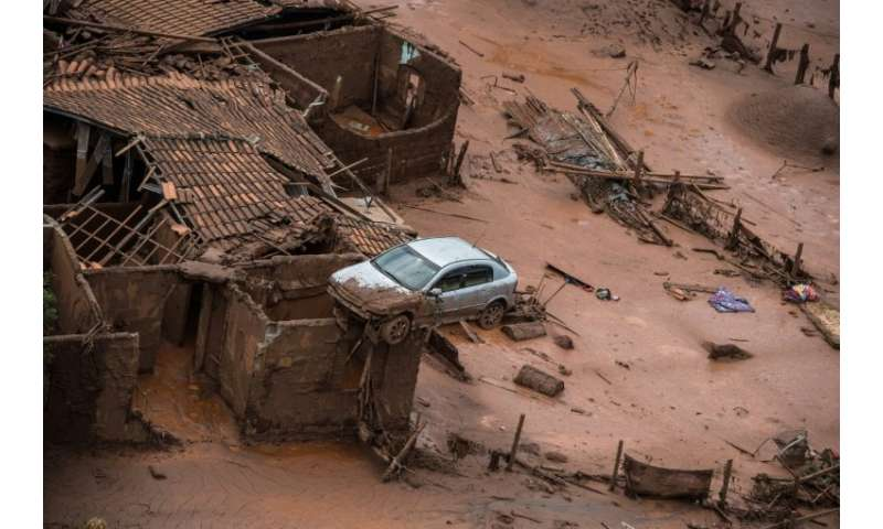 The failure of the Samarco dam killed 19 people and unleashed a wave of toxic sludge