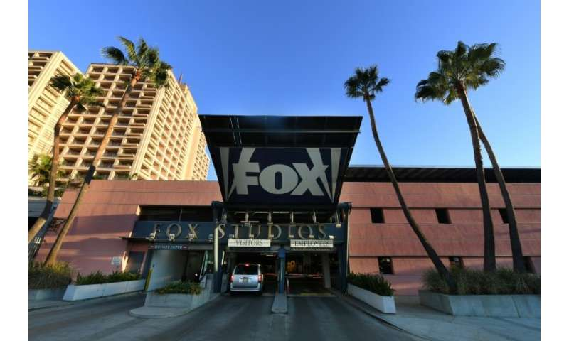 The Fox Studios would be transferred to Walt Disney Co. under a planned tie-up between the two media-entertainment giants