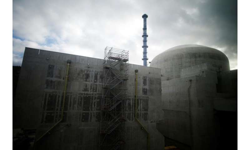 """The IAEA says """"nuclear power may struggle to maintain its current place in the world's energy mix"""""""