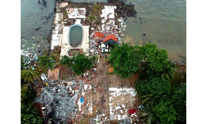 The Indonesian tsunami was caused by an underwater landslide that could occur again, experts conclude