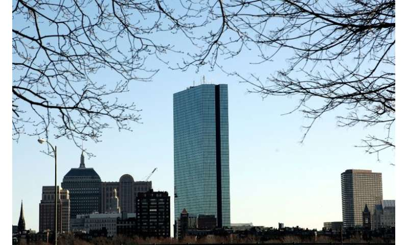 The John Hancock Tower in Boston is headquarters of the John Hancock group, which is revamping its life insurance  policies to e