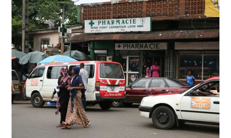The legal painkiller Tramadol became a prescription-only drug in Gabonese chemists' stores in July 2017.The version available on