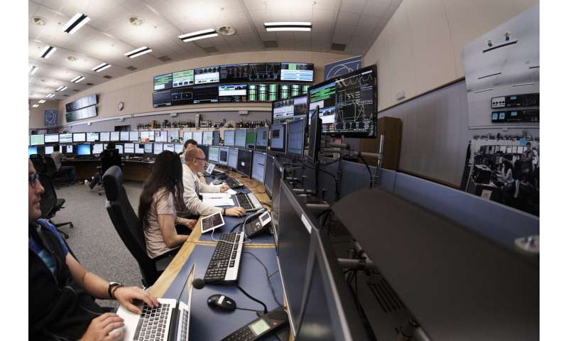 The LHC prepares for the future