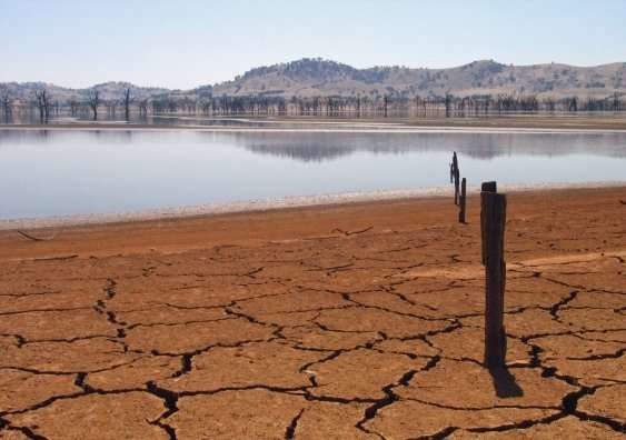 The Long Dry: Global water supplies are shrinking