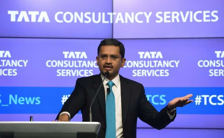 The market capitalisation value of India's Tata Consultancy Services (TCS) has passed $100 billion—the second Indian company in
