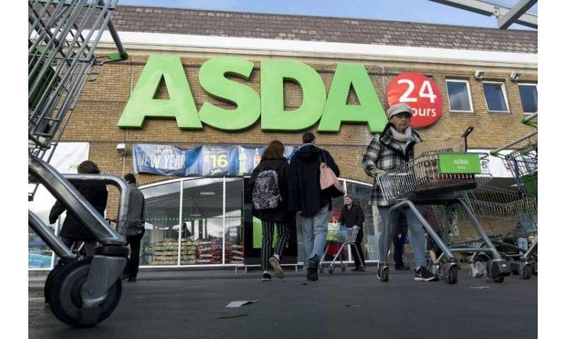 The merger deal values Asda at £7.3 billion