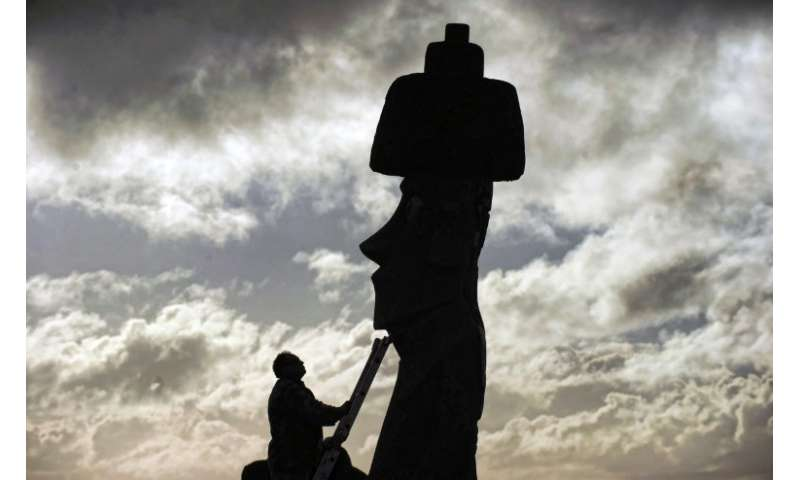The Moais—stone statues of the Rapa Nui culture—on Easter Island, are on many global travellers' bucket lists