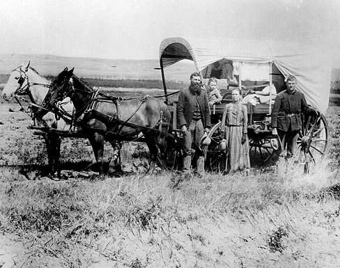 The myth of the American Frontier still shapes U.S. racial divides