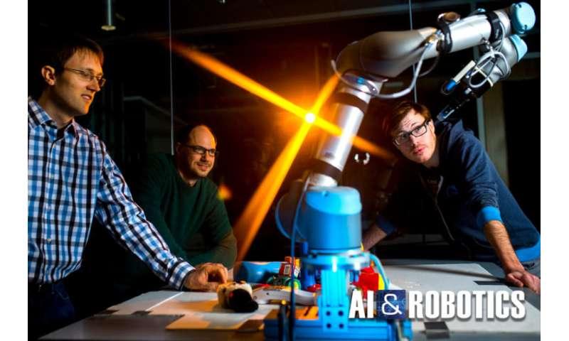 The next big breakthrough in robotics