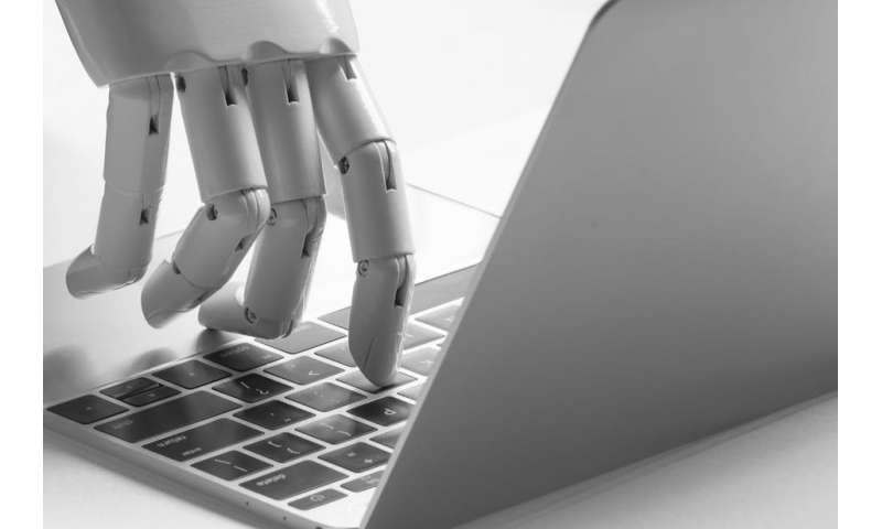 The next great leap forward? Combining robots with the Internet of Things