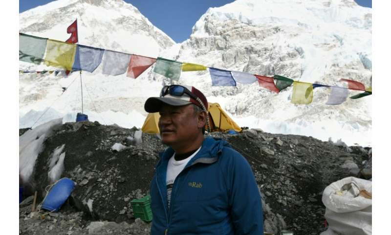 The number of Everest climbers has more than doubled in two decades but the Sherpa supply has not kept pace