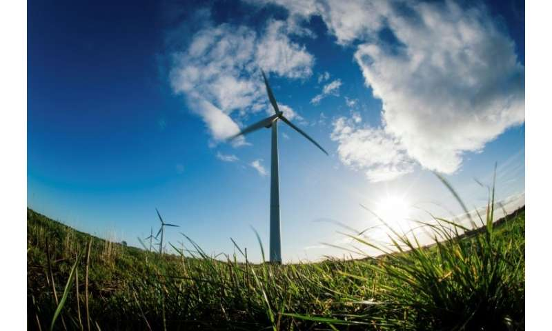 There is a bright future for wind and solar power as they are rapidly becoming cheaper than fossil fuel electricity plants, acco