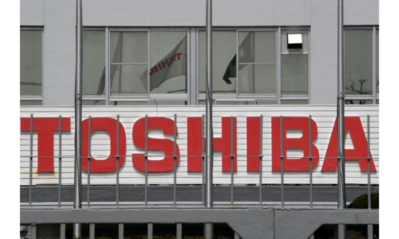 The sale and reinvestment will give Toshiba a pre-tax profit of 970 billion yen, though the bump was already built into forecast