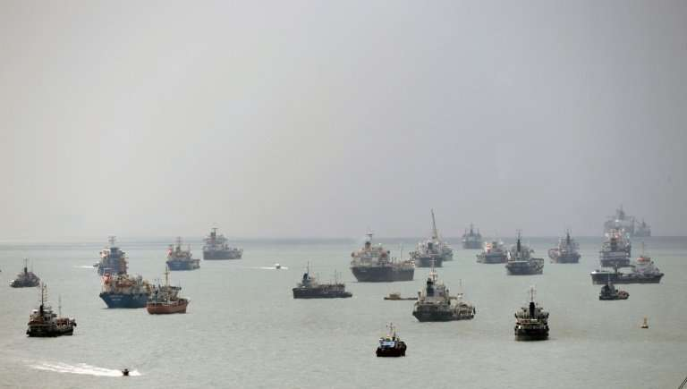 The Singapore Strait is one of the world's busiest commercial shipping routes and vital to the city-state's economy