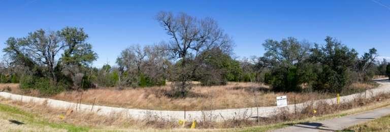 The site of Apple's future billion-dollar campus in Austin, Texas