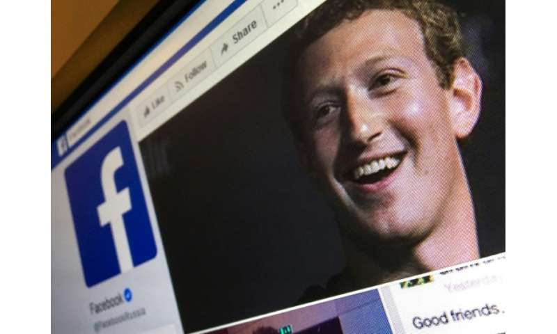 The social media giant said it did not know the data was being used in a political campaign
