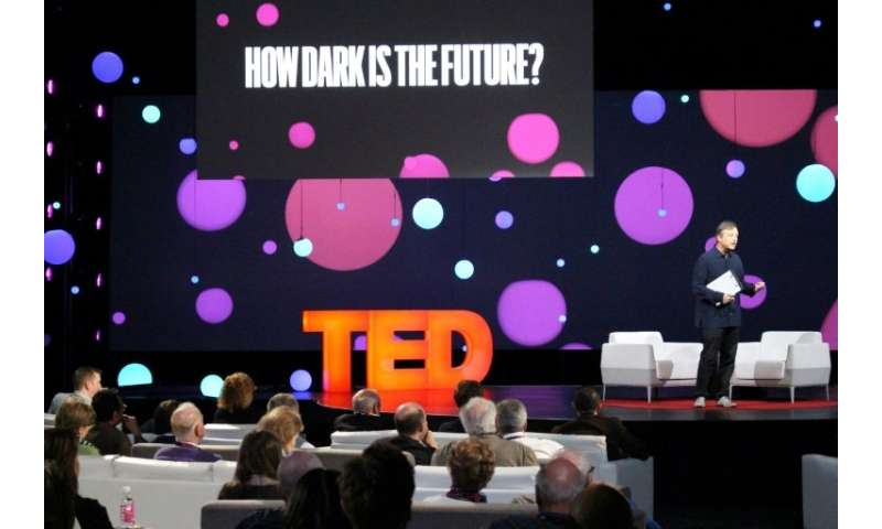 The TED Conference focused more on the dark side of technology in light of the Facebook data scandal
