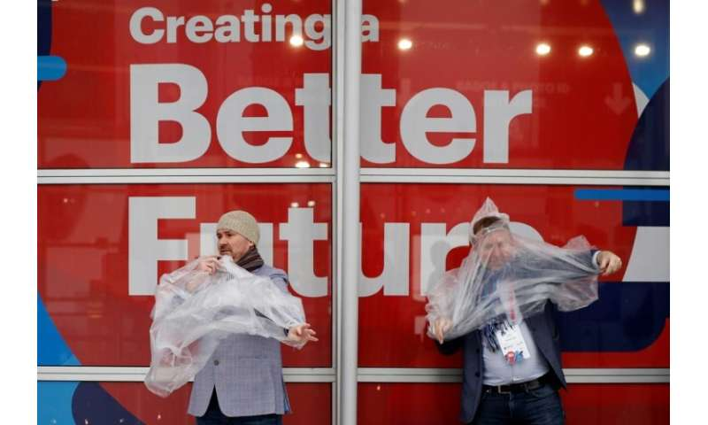 """The theme of this year's Mobile World Congress trade fair is """"Creating a Better Future""""."""