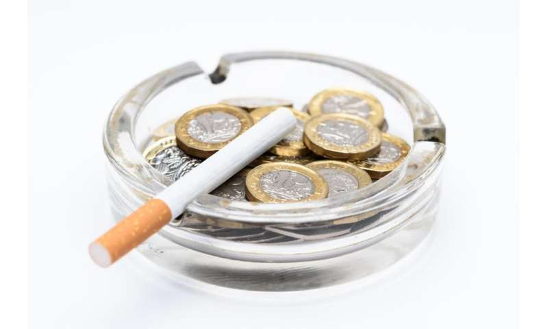 The tobacco industry plays price games to make it even tougher to quit smoking