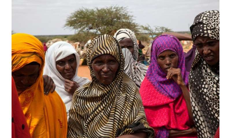 The World Bank announced that if world governments do not intervene, the warming climate will result in a spike in refugee popul
