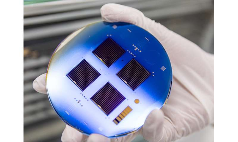 Thin films for more efficient solar cells