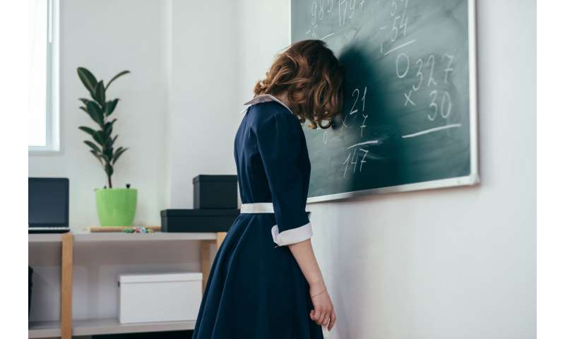 Think you're bad at math? You may suffer from 'math trauma'
