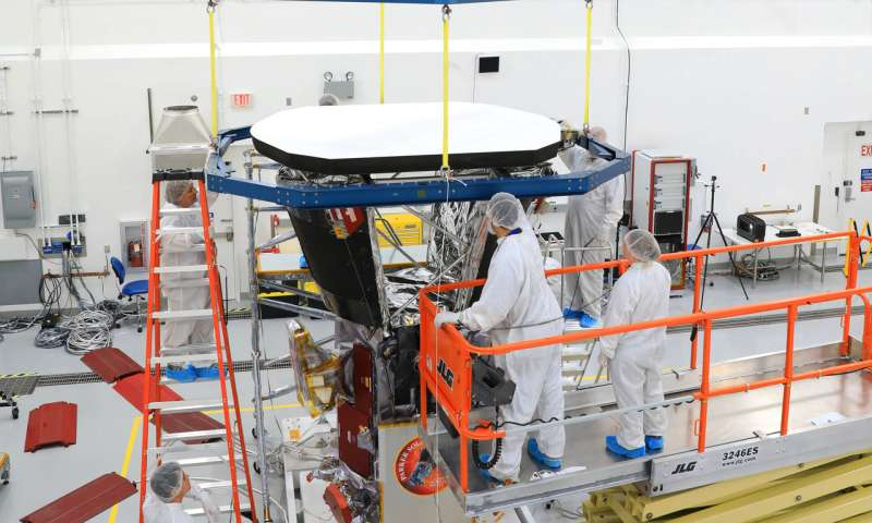 This car-sized NASA spacecraft is hurtling closer to the sun than any mission before
