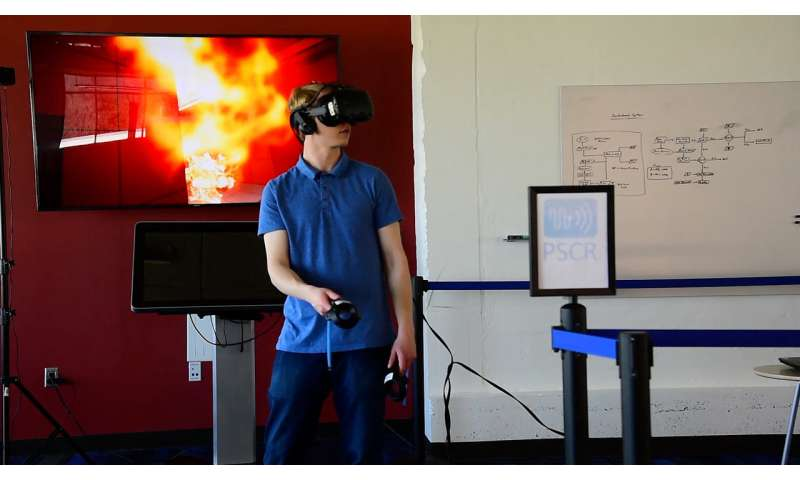 This is not a game: NIST virtual reality aims to win for public safety