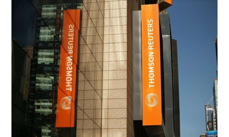 Thomson Reuters executives announced that the staff reduction of 3,200 jobs would affect 12 percent of its workforces, while the