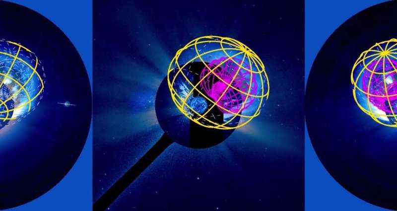 Three NASA satellites recreate solar eruption in 3-D