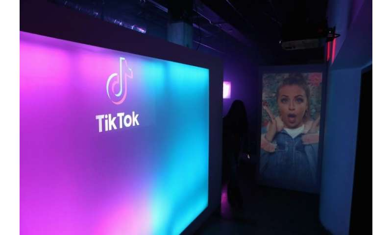 TikTok promises a video-sharing community that's 'raw, real and without boundaries' and claims to be appropriate for children ag