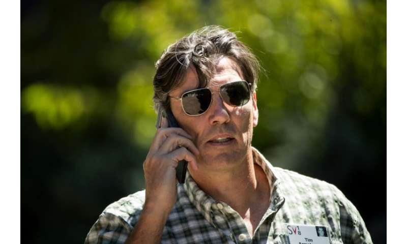 Tim Armstrong, chief executive officer of Oath, is out at the Verizon unit that included AOL and Yahoo
