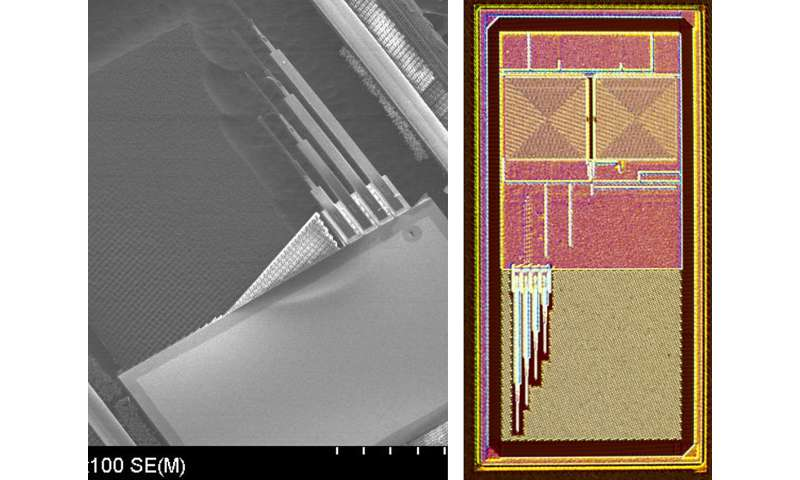 Tiny electronic chip provides big boost to treat hundreds of millions with brain and central nervous system disorders