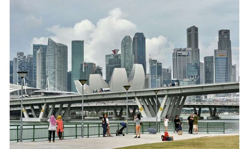 Tiny Singapore, with a population of 5.6 million, is ultra-modern, well-ordered and tightly regulated—factors seen to improve th