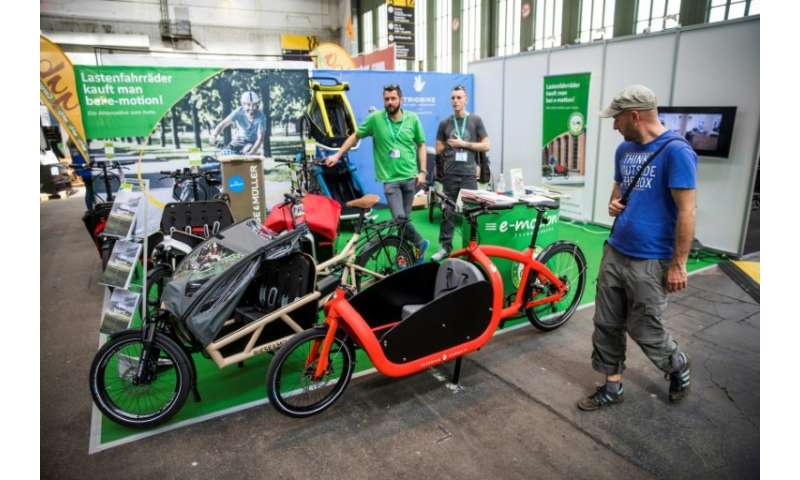 Today Germany is Europe's largest market for cargo bikes in terms of volume—with industry data showing sales for electrically as
