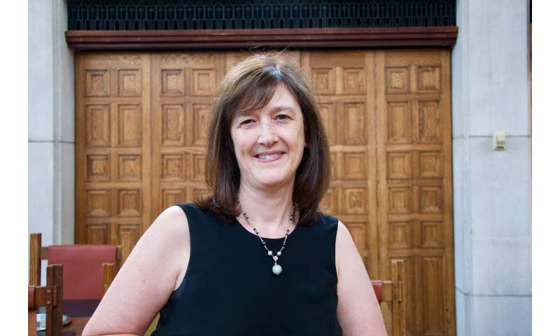 """To find life beyond Earth,""""take off the blinkers,"""" says U of T's Barbara Sherwood Lollar"""